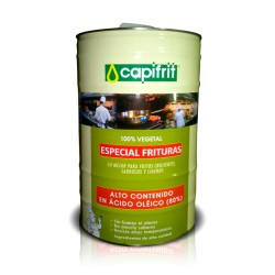 Aceite con Oliva CAPIFRIT