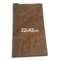 Bolsas de papel 22x42cm