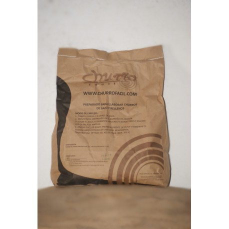 Mix for churro de lazo or filled (pack 3)