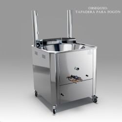 STOVE 70X70 for Gas and propane